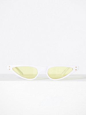 Pieces Pckristi Sunglasses Vit