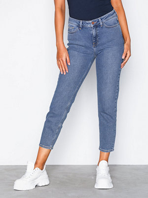 New Look Relaxed Skinny Jeans Blue