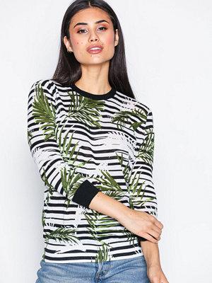 Lauren Ralph Lauren Meggie-3/4 Sleeve-Sweater Mönstrad