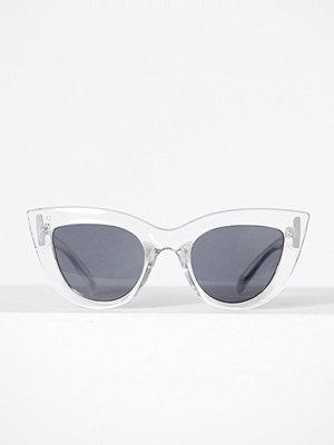 Solglasögon - Pieces Pckaya Sunglasses Offwhite