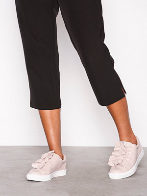 Only onlSKYE Frill Sneaker Rosa