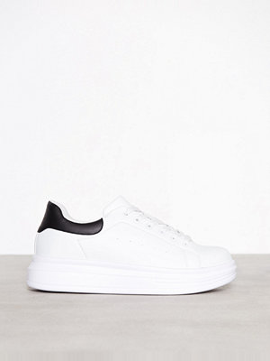 NLY Shoes Perfect Sneaker Vit/Svart