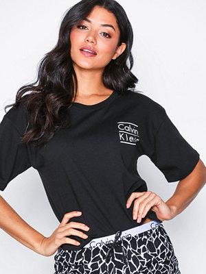 Calvin Klein Underwear S/S Crew Neck Svart