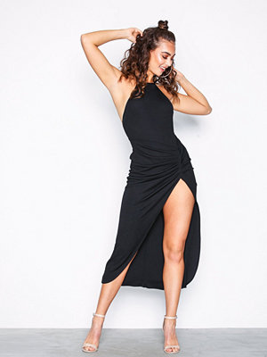 NLY One Drapy Daring Slit Dress