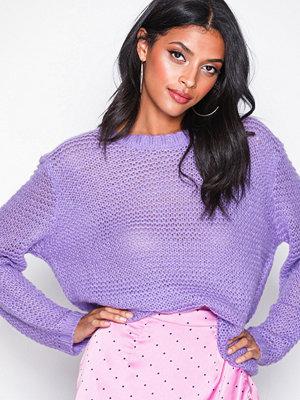 Glamorous Oversized Sleeve Jumper Lilac