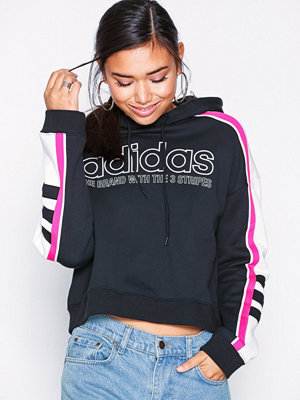 Adidas Originals Hooded Sweatshirt Svart