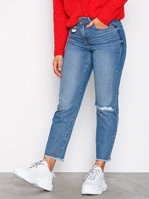 Noisy May Nmliv Nw Straight Ankle Jeans AZ01