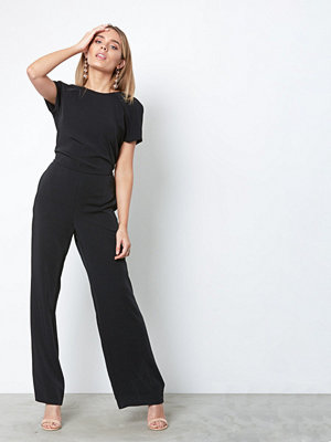 Jumpsuits & playsuits - Samsøe & Samsøe Erna jumpsuit 10305 Black