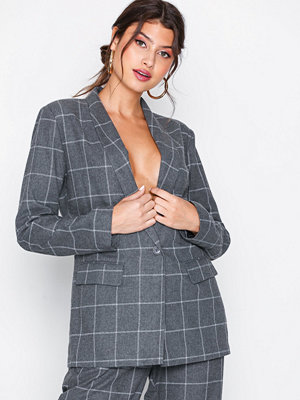 NLY Trend Casual Check Blazer