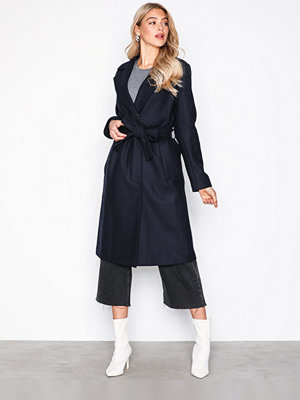 Filippa K Victoire Coat Navy