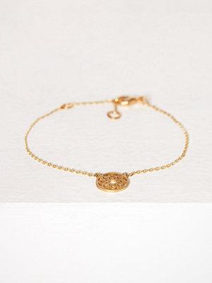 MINT By TIMI armband Mandala Bracelet Guld