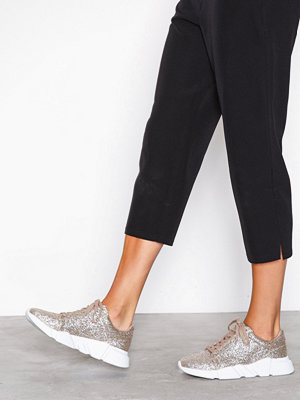 NLY Shoes Sparkling Sneaker Glitter