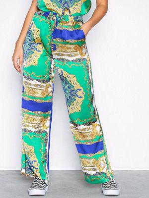 Sisters Point byxor Valsi Pants Print