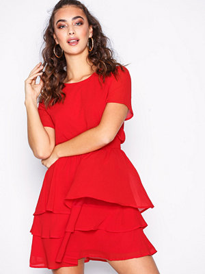 Sisters Point Nicoline Dress Red