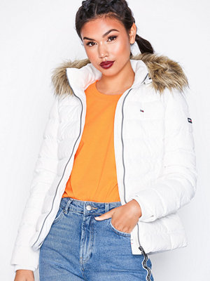 Dunjackor - Tommy Jeans Tommy Jeans Essential hoo White