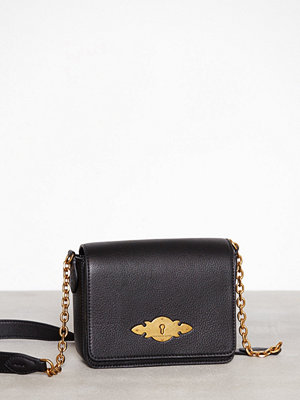 Polo Ralph Lauren Chain Crossbody Small Svart axelväska