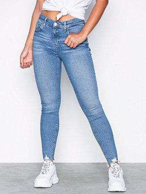 River Island Amelie Sunshine Jeans Mid Blue