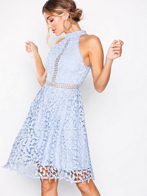 NLY Eve Sportscut Crochet Dress