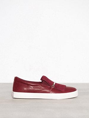 Lauren Ralph Lauren Reanna Sneakers Merlot