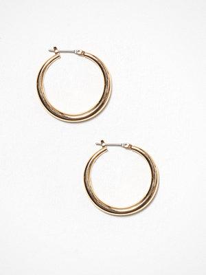 New Look örhängen Midi Hoop Earrings Gold