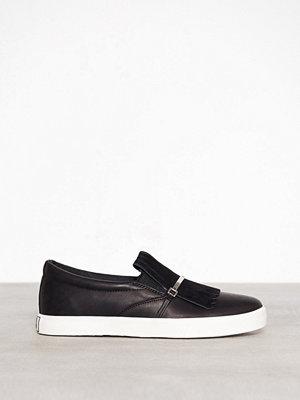 Sneakers & streetskor - Lauren Ralph Lauren Reanna Sneakers Svart