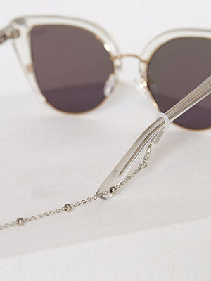 NLY Accessories Exclusive Sunglasses Chain Silver
