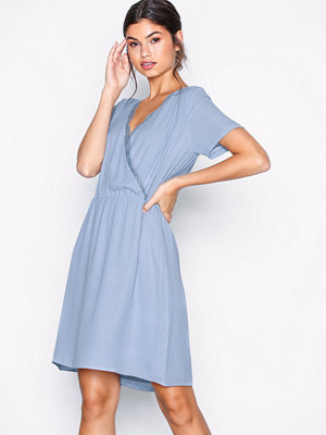 Samsøe & Samsøe Doris s dress 3973 Dusty Blue