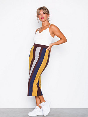 NLY Trend Striped Skirt Stripes