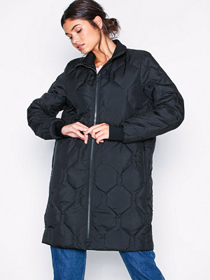 Selected Femme Slfolta Down Jacket B Svart