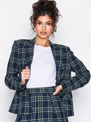 NLY Trend Check Detailed Blazer Rutig