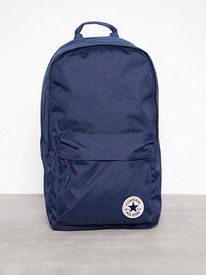 Converse omönstrad ryggsäck EDC Backpack 22L Blå