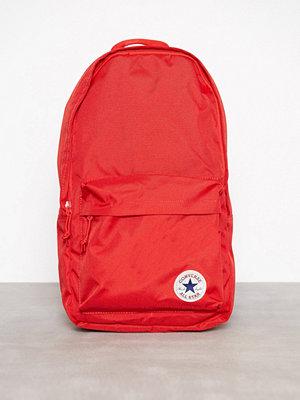 Converse EDC Backpack 22L Röd ryggsäck