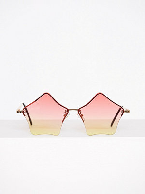 Solglasögon - NLY Accessories Stars Sunglasses Multicolor