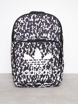 Adidas Originals mönstrad ryggsäck Lf Classic Backpack Brun