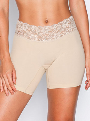 Lindex Seamless Boxer Beige