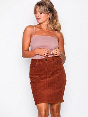 NLY Trend Corduroy Midi Skirt