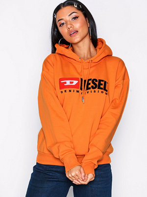 Diesel F-Division FL Sweat Shirt Pumpkin