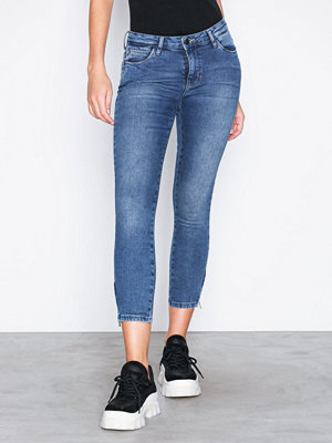 Noisy May Nmkimmy Nw Ankle Zip Jeans AZ005MB