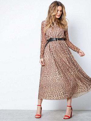 Samsøe & Samsøe Milena dress aop 8211 Leopard