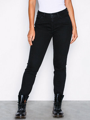 New Look Relaxed Skinny Jeans Black