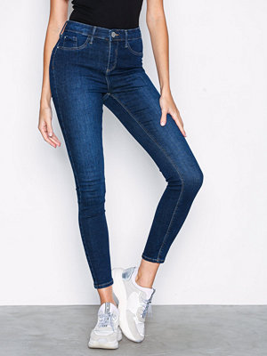 River Island Molly Hula RL Jeans Dark Denim
