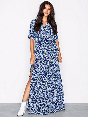 Samsøe & Samsøe Mante l dress aop 10056 Blue