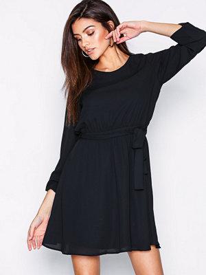 Vila Vilucy L/S Dress-Noos Svart