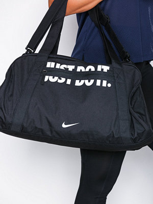 Sport & träningsväskor - Nike W Nk Gym Club Svart/Vit