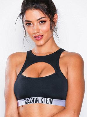 Calvin Klein Underwear Racer Bralette Black
