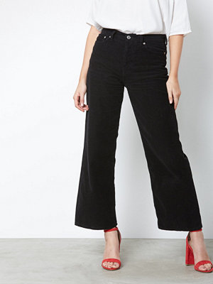 Samsøe & Samsøe Riley jeans cropped 10241 Black
