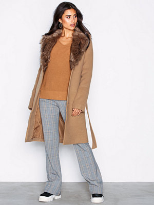 Ivyrevel May Coat Light Brown