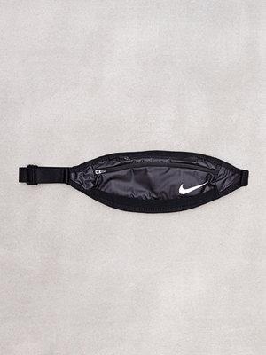 Sport & träningsväskor - Nike Small Cap Waistpack Svart/Silver
