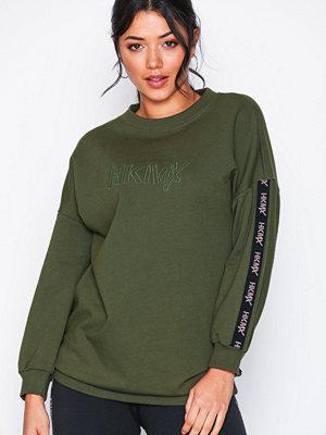Hunkemöller Sweater branded FI Grön