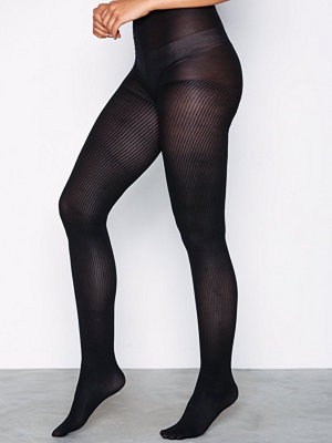 Strumpbyxor - NLY Lingerie Sheer Striped Tights